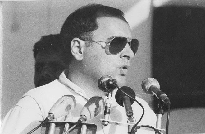 Heres What Rajiv Gandhi Actually Said On The 1984 Riots Youth Ki