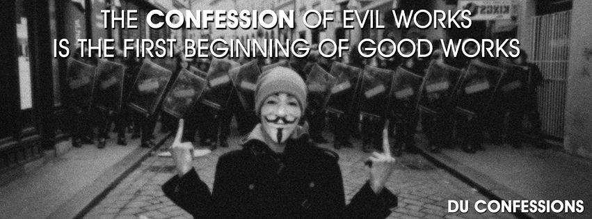 du confessions