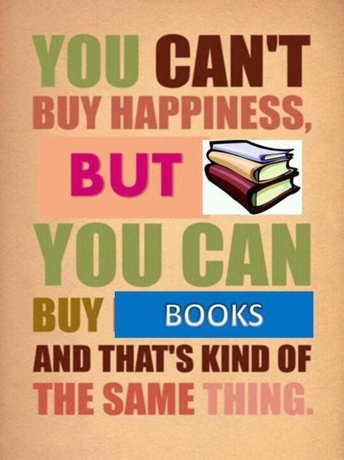 Can I Buy You A Book