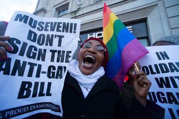 Ley antihomosexual de uganda