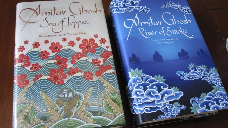 the town by the sea amitav ghosh summary