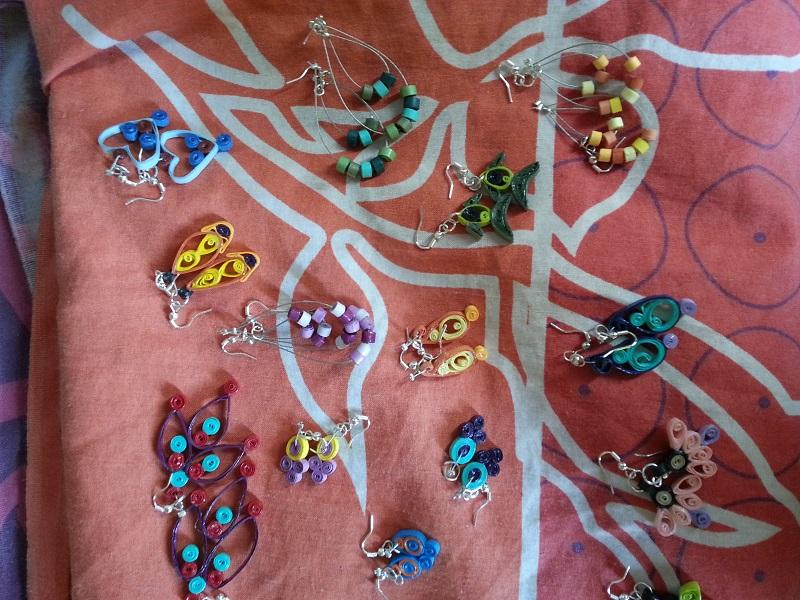Shriya - Paper Jewellery