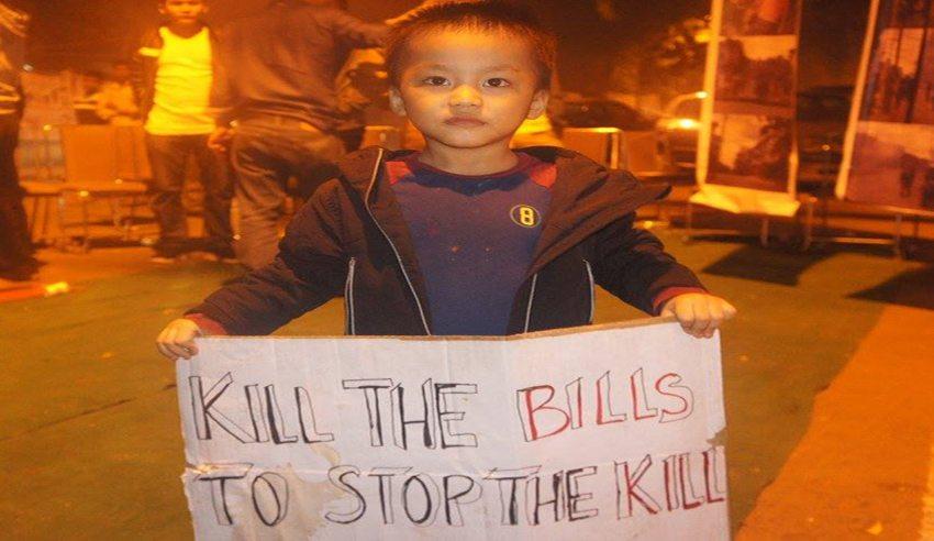 Image source: Manipur Tribals' Forum Delhi/Facebook