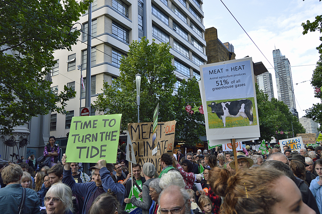 melbourne climate march 2015 - 3