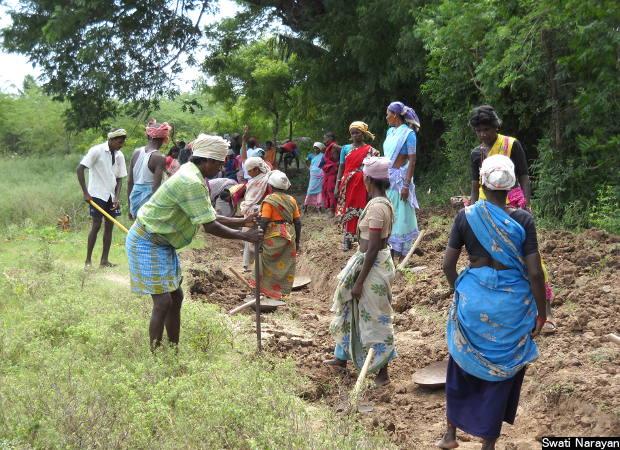 rural employment scheme