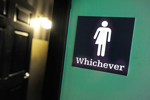 The bathroom controversy has its place in India too. Source: Sara D. Davis/Getty