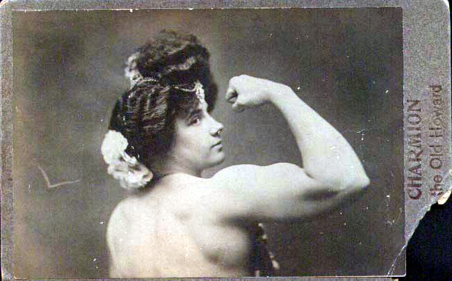 Charmion-strongwoman