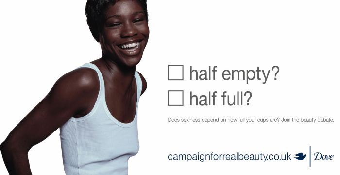 ad analysis beauty campaign