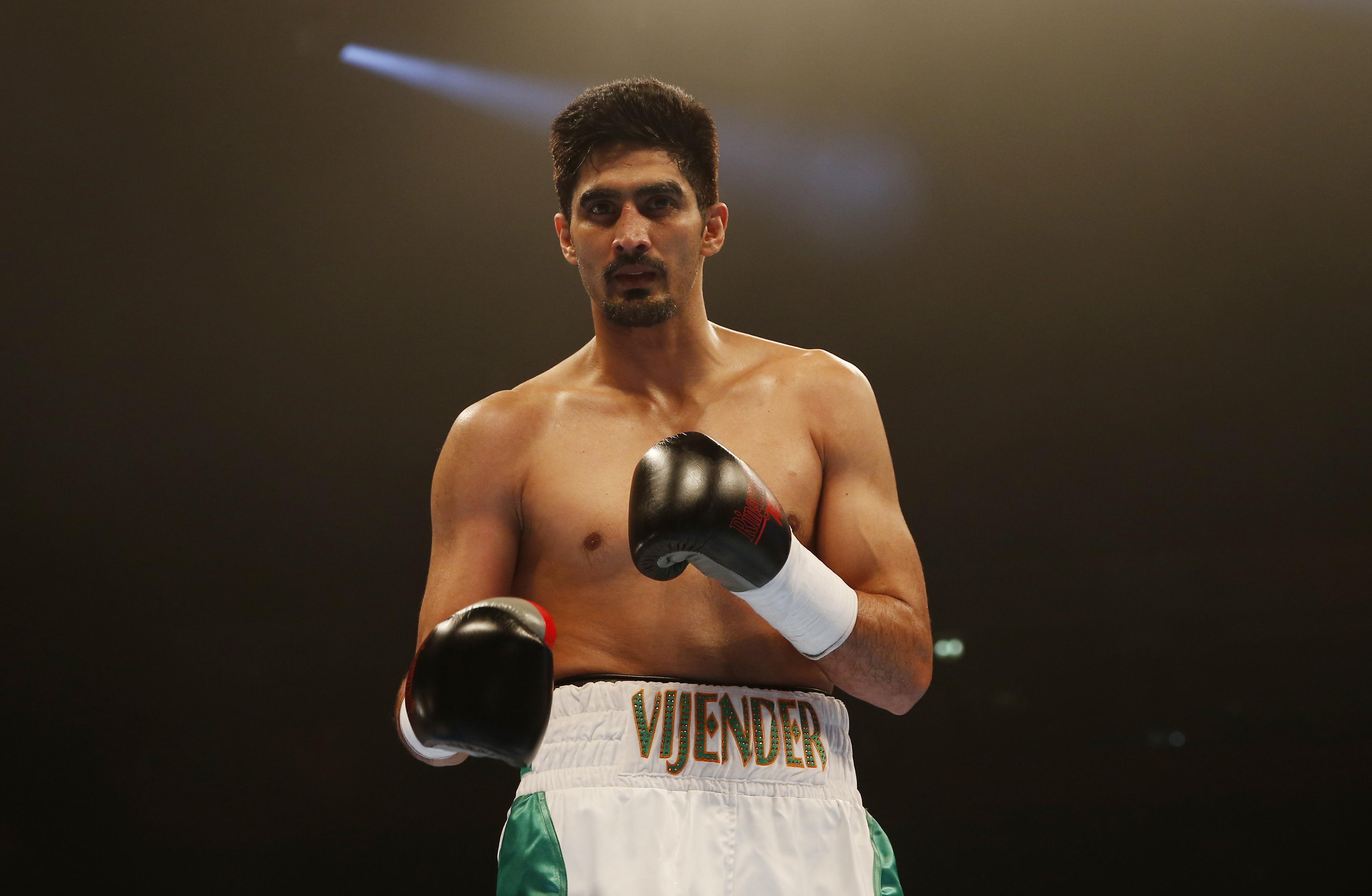 Vijender Singh