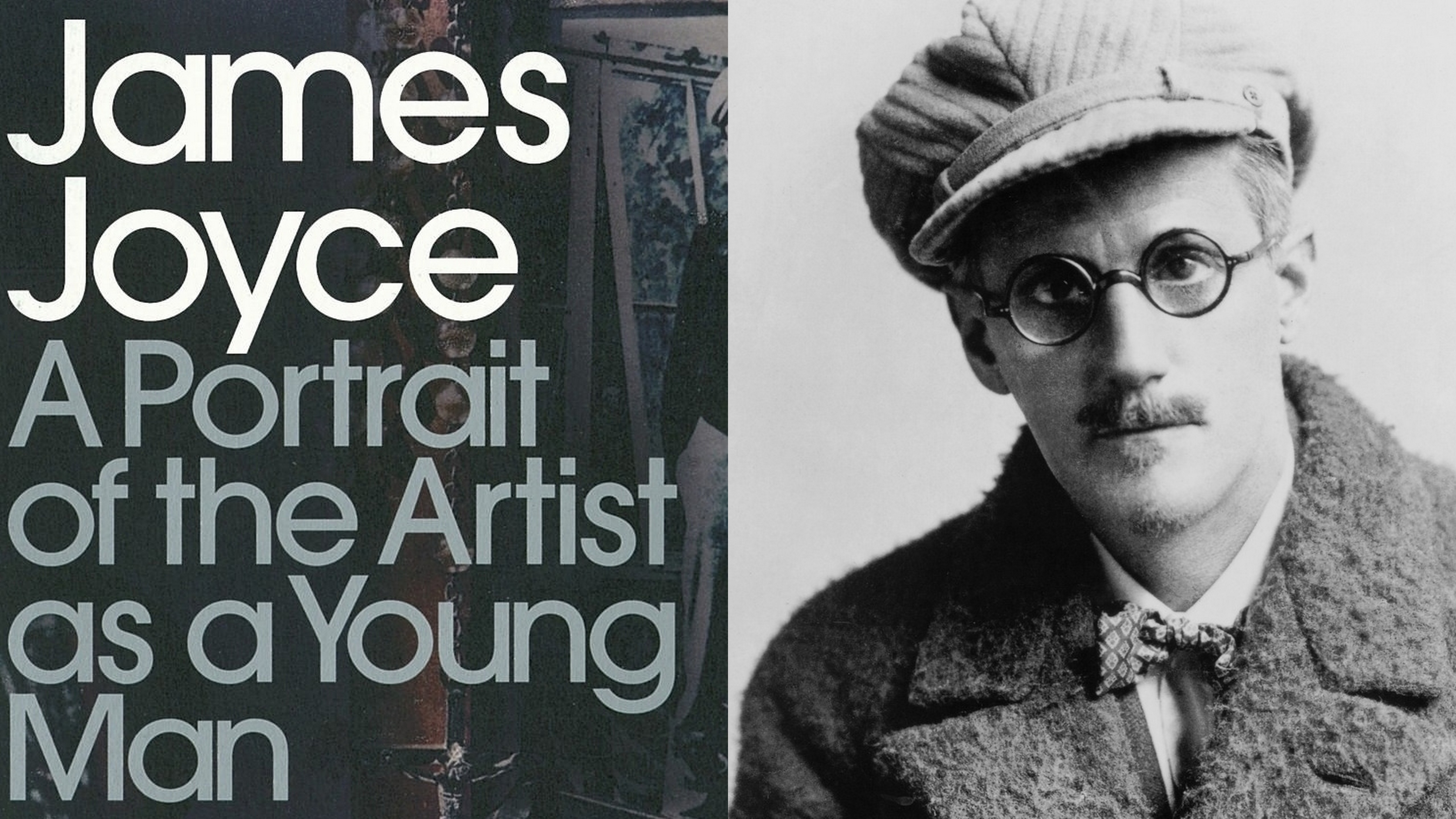 Give a critique of James Joyce's Portrait of the Artist as a Young Man.