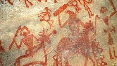 Famous Cave Paintings In India