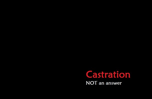 castration