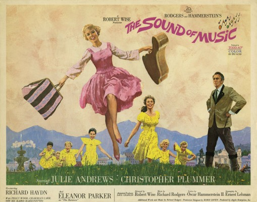 Poster - Sound of Music