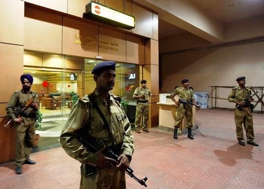 VIP security-India