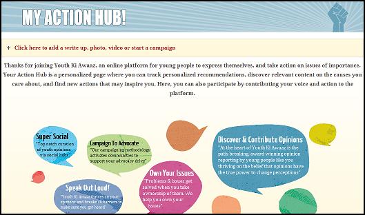 action hub