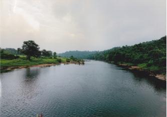 The Kalu River