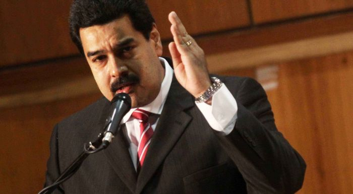 Venezuela's New President, Nicolas Maduro