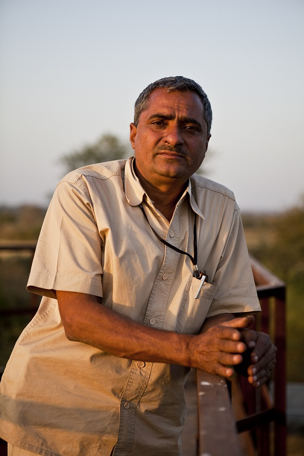 Farmer and activist Sanjay Kohle from Amravati district, Maharashtra.