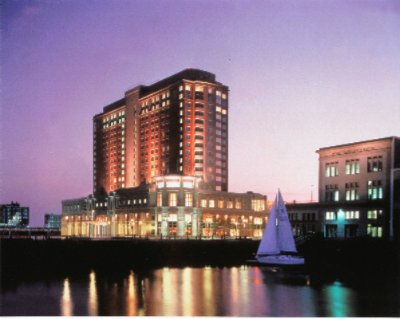 Seaport Hotel, Boston, Massachusetts