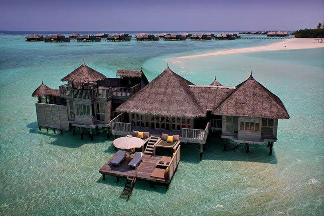 Soneva Gili by Six Senses Lankanfushi Island, Maldives