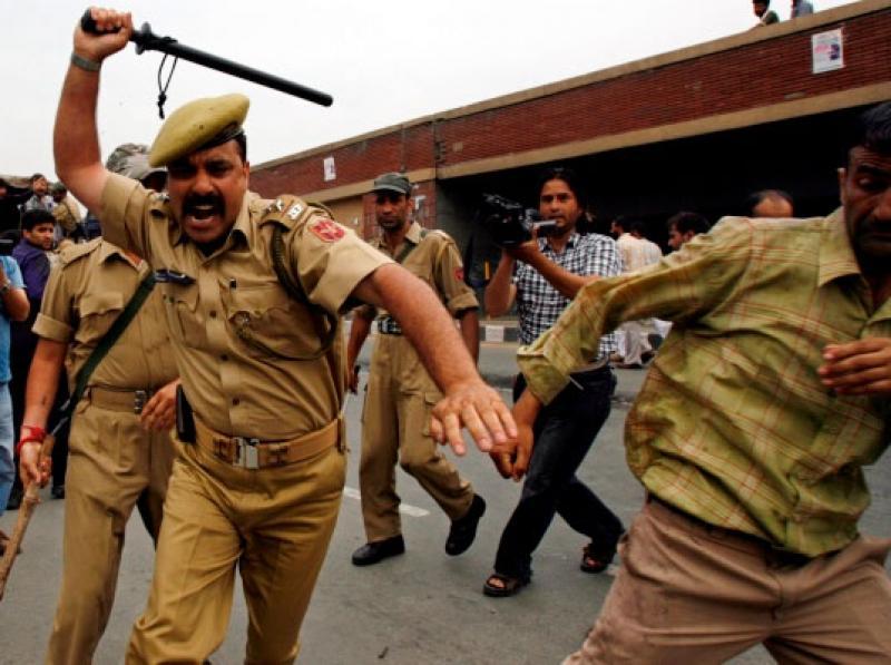 policia-india