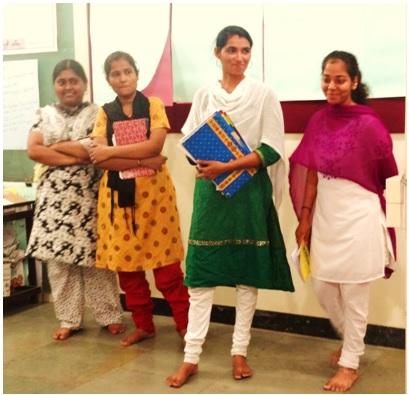 girls from Mumbra