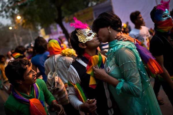 Indias+LGBT+Community+Celebrates+4th+Queer+dgieOPjaCs3x