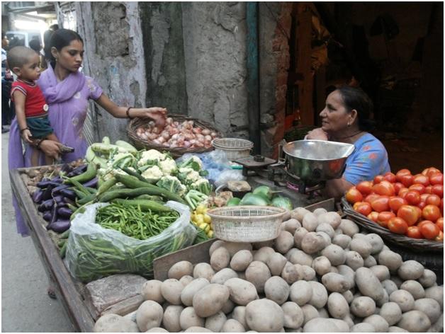 Darshana with buyers
