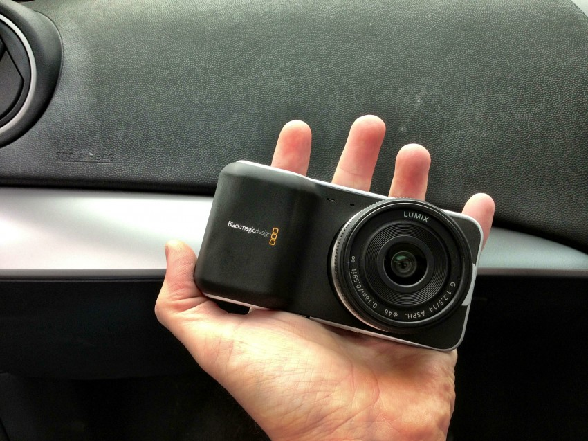 Cinema Pocket Camera