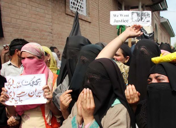 Image result for rape  kashmir