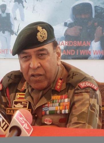 MEDIA CONFERENCE POST RAJWAR-HAFRUDA OPERATIONS IN THE KASHMIR VALLEY