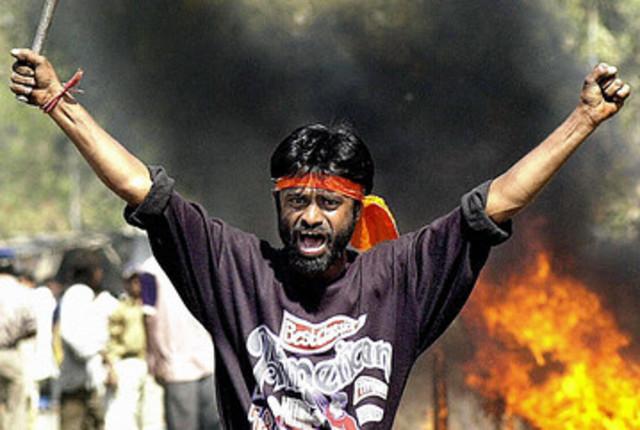 Hindu Muslim riots
