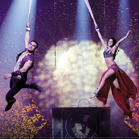 great indian circus