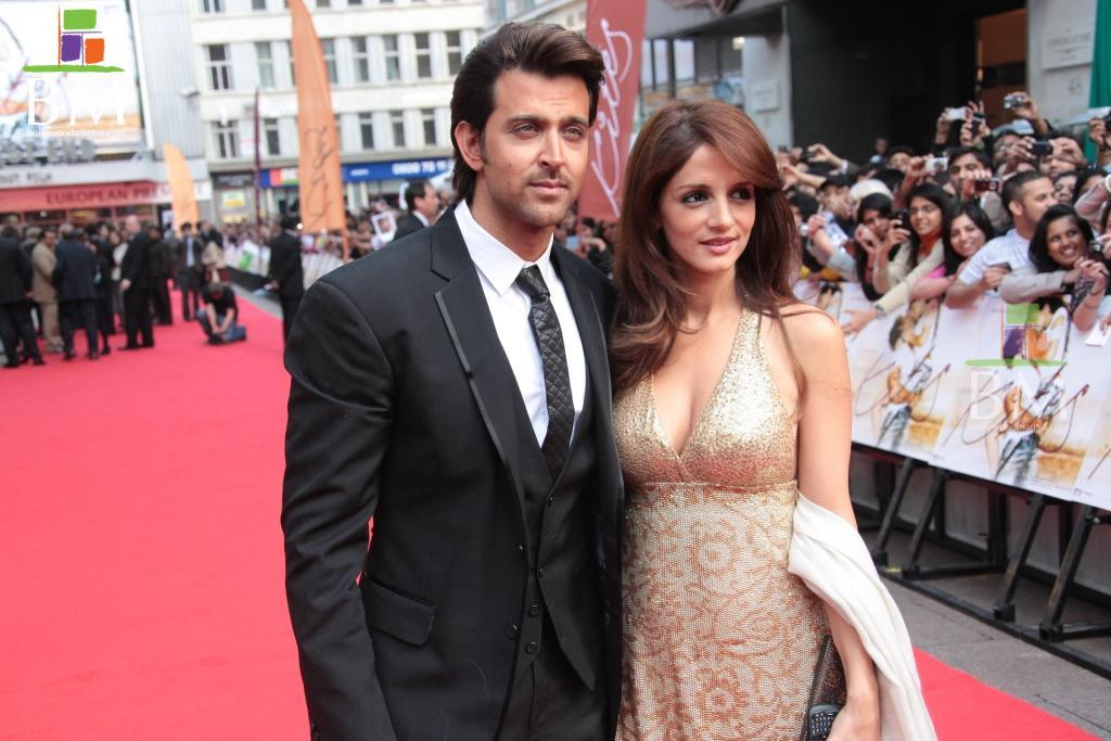 Hrithik and Ssussane