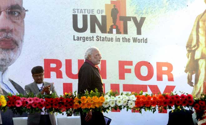 statue for unity
