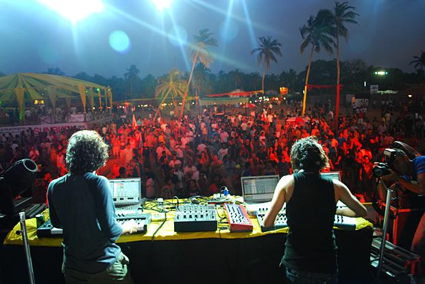 DJ's in India