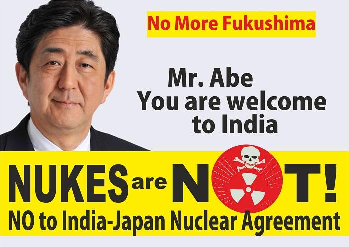 Indo-Japan nuclear deal