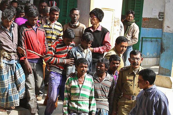 West Bengal Rape
