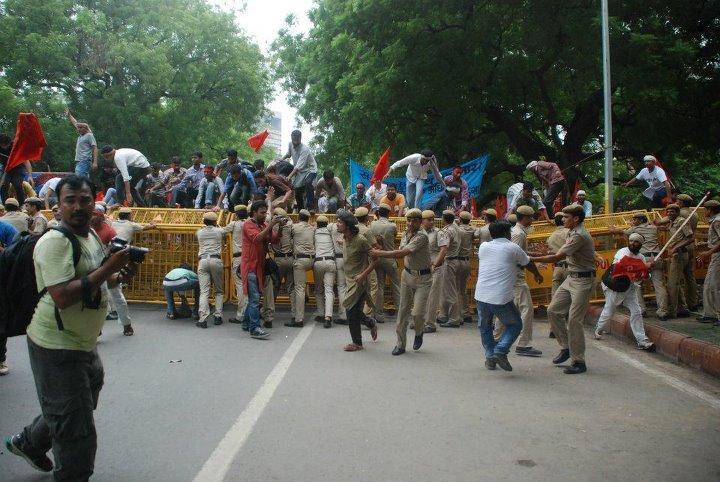Student politics in India