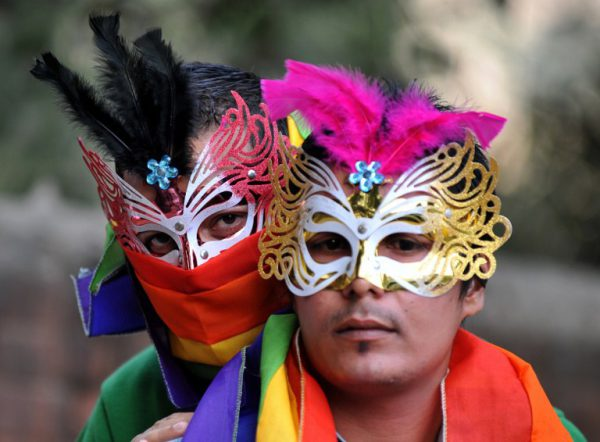 INDIA-GAY-RIGHTS-MARCH