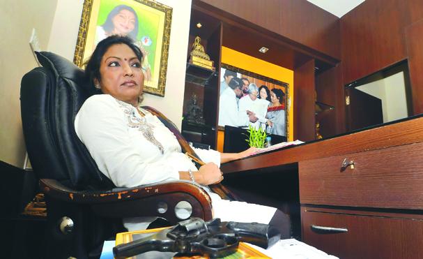 Kalpana Saroj: Entrepreneur and millionaire