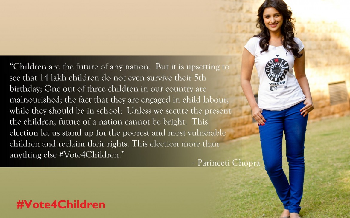 Parineeti Chopra Without Quote