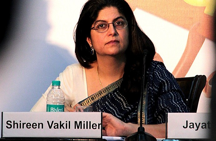 Ms Shireen Vakil Miller