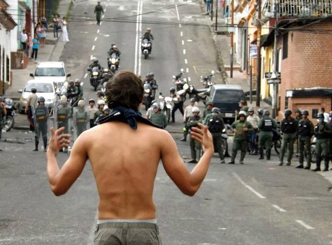 venezuelaprotest