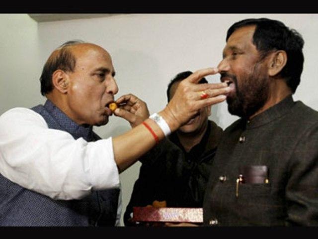 BJP-LJP
