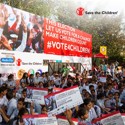 Vote4children