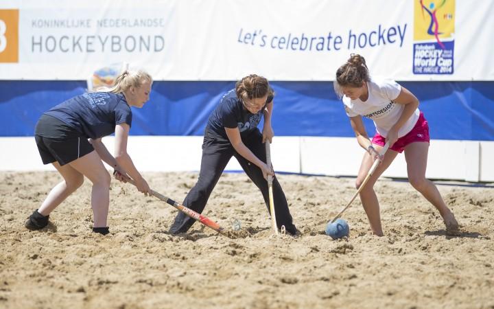 Beachhockey 2013