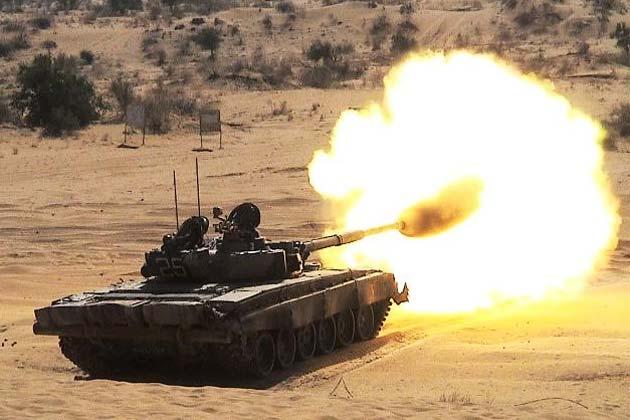 india-army-tank
