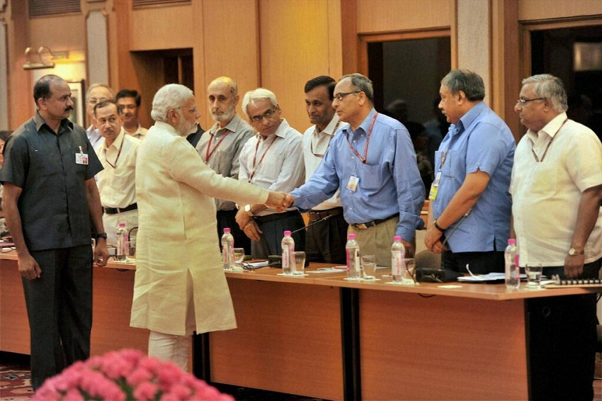 narendra modi bureaucrats