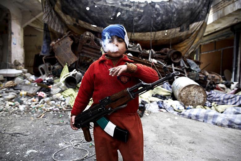 Ahmed Syria